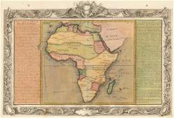 Islands Capes and Ports in the Sea of Africa Clouet