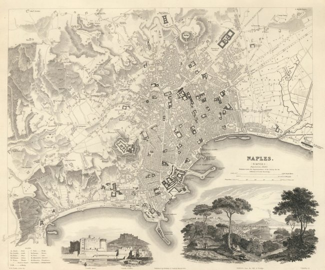Naples. T. Bradley, W. B. Clarke.
