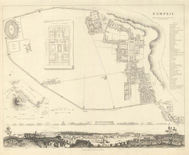 Pompeii. T. E. Nicholson, W. B. Clarke.