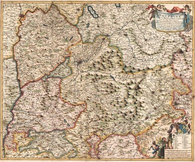 Le Gouvernement Du Dauphine. Frederick de Witt