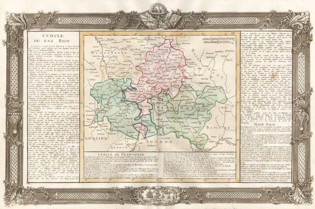 Lower Rhine (Germany). Jean-Baptiste Louis Clouet.