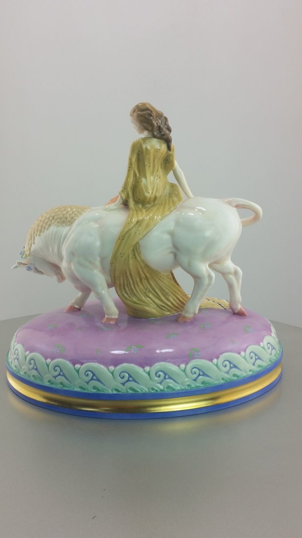 Royal Doulton Figurine: Europa and the Bull - 2