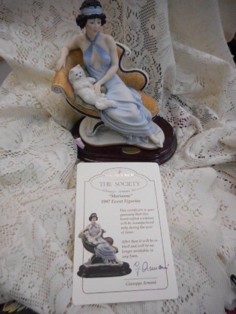 Giuseppe Armani Figurine: Marianne - 2