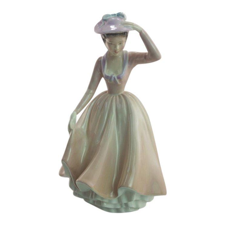 Royal Doulton Figurine: Sweet April