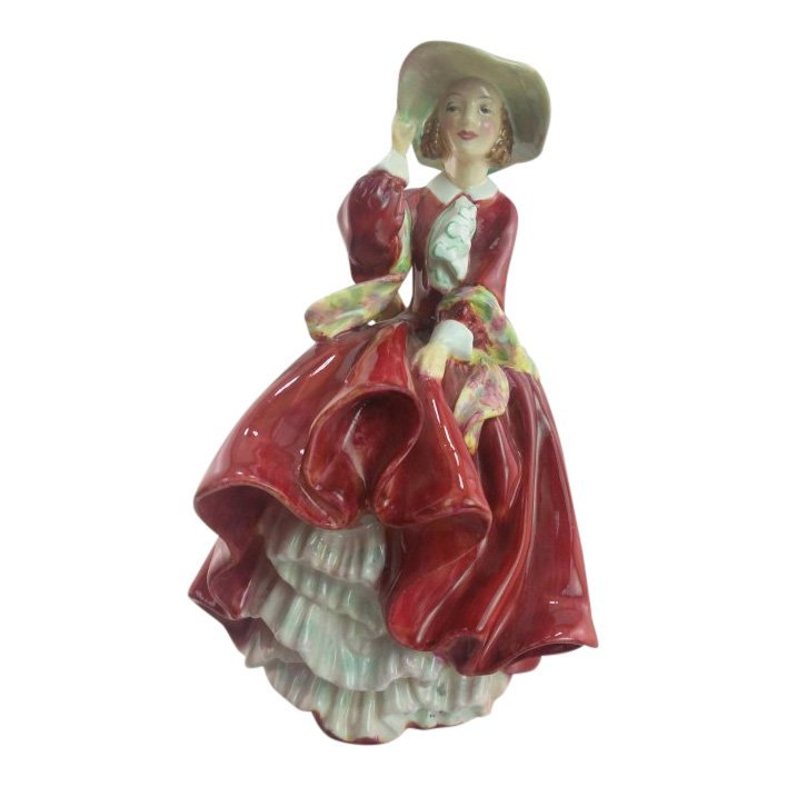 Royal Doulton Figurine: Top of the Hill