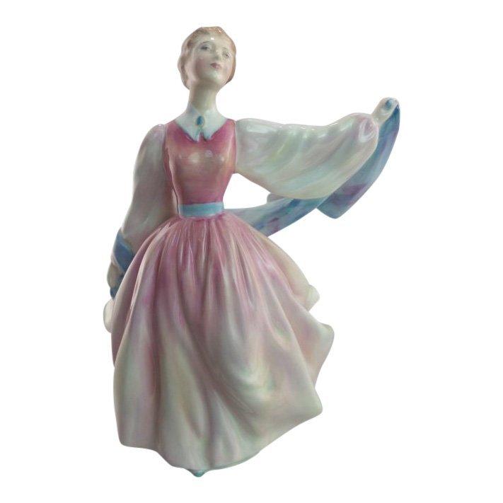Royal Doulton Figurine: Gay Morning