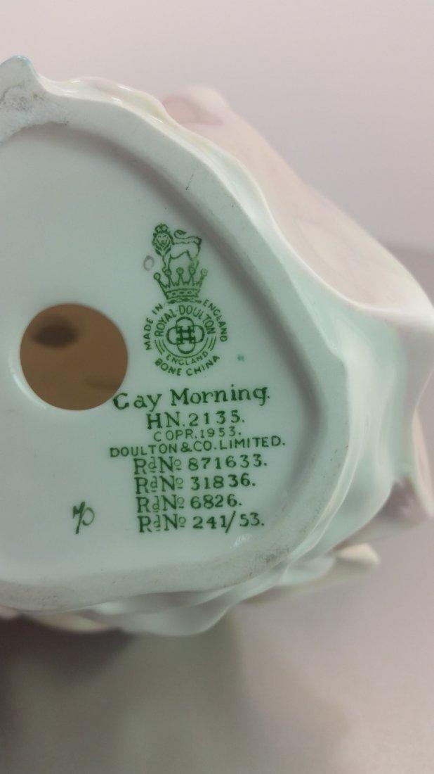 Royal Doulton Figurine: Gay Morning - 3