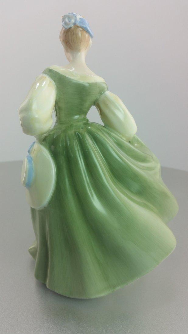Royal Doulton Figurine: Fair Lady - 2