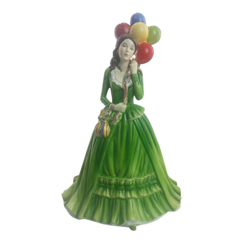 English Ladies Company: Balloon Seller