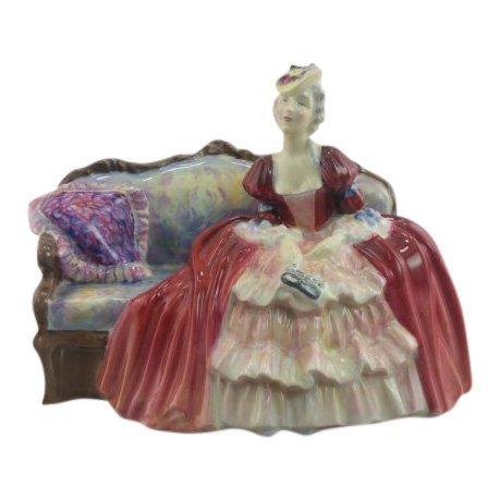 Royal Doulton Figurine: Bell 'o The Ball