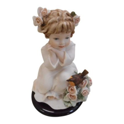 Giuseppe Armani Figurine: Sweet Song