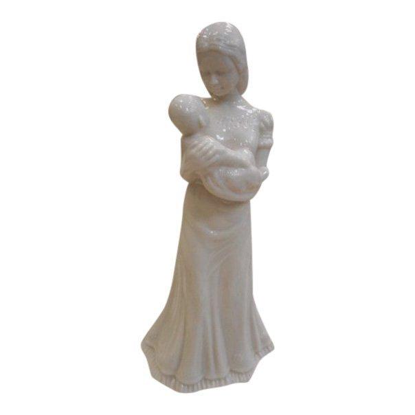 Lenox Figurine: China Jewels Woman with Baby