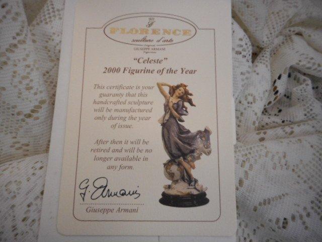Giuseppe Armani Figurine: Celeste - 7