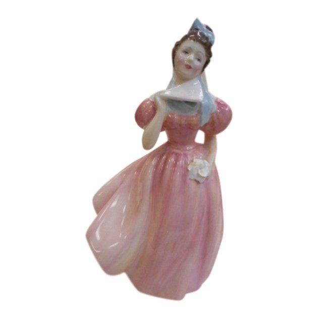 Royal Doulton Figurine: Camellia
