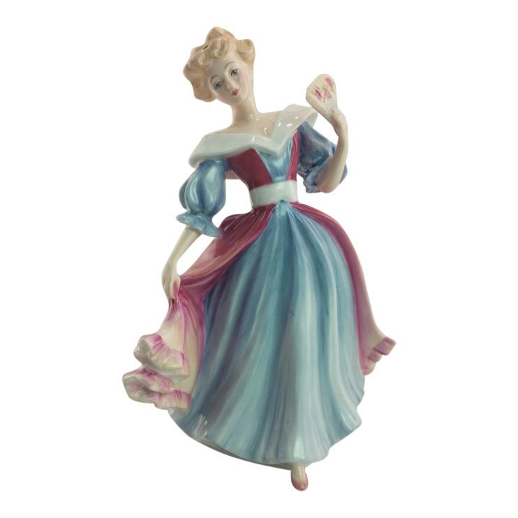 Royal Doulton Figurine: Amy