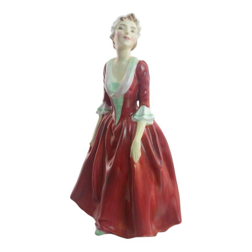 Royal Doulton Figurine: Gwynneth
