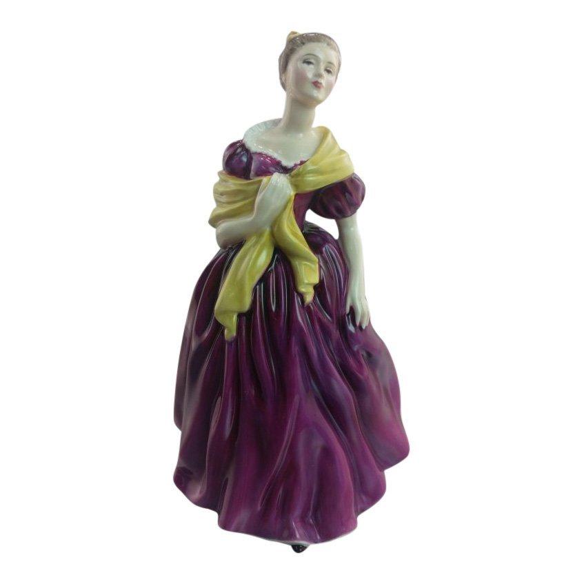 Royal Doulton Figurine: Adrienne