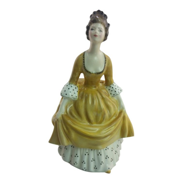 Royal Doulton Figurine: Coralie