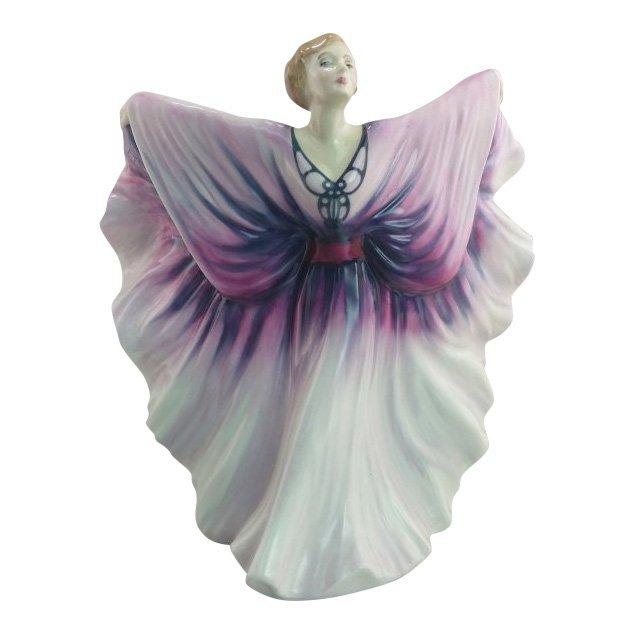Royal Doulton Figurine: Isadora
