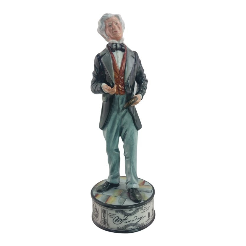 Royal Doulton Figurine: Michael Faraday