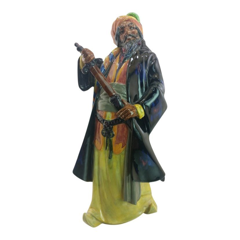 Royal Doulton Figurine: Bluebeard