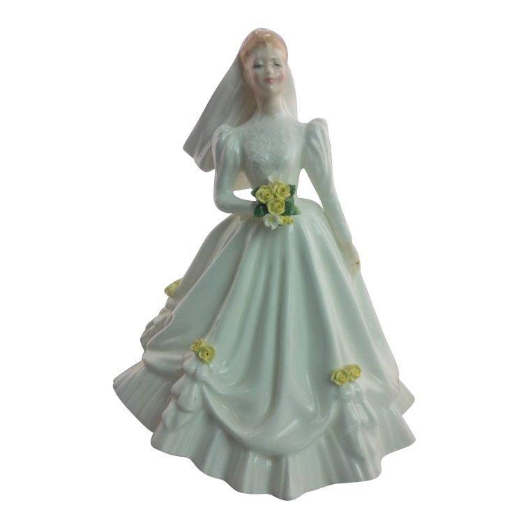 Royal Doulton Figurine: Bride