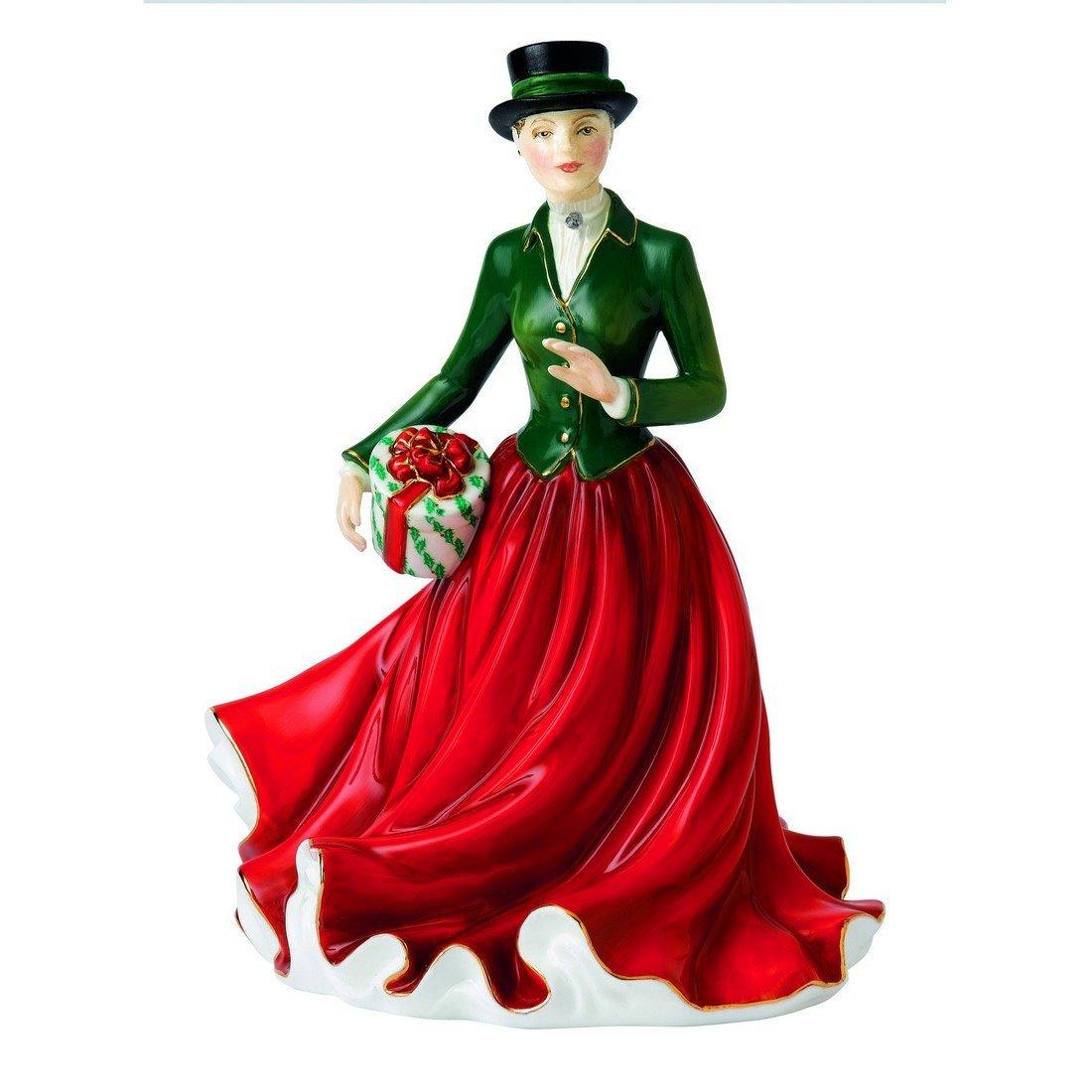 Royal Doulton Figurine: Christmas Day