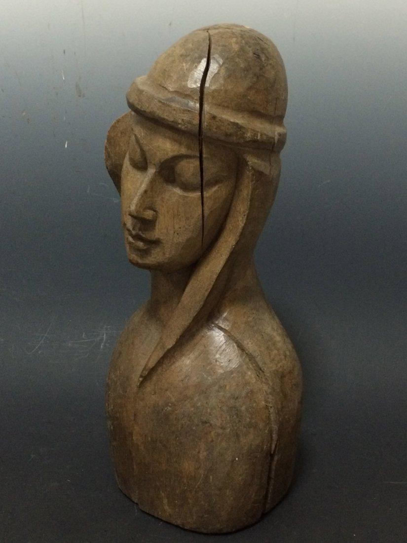 Woman Bust - 4