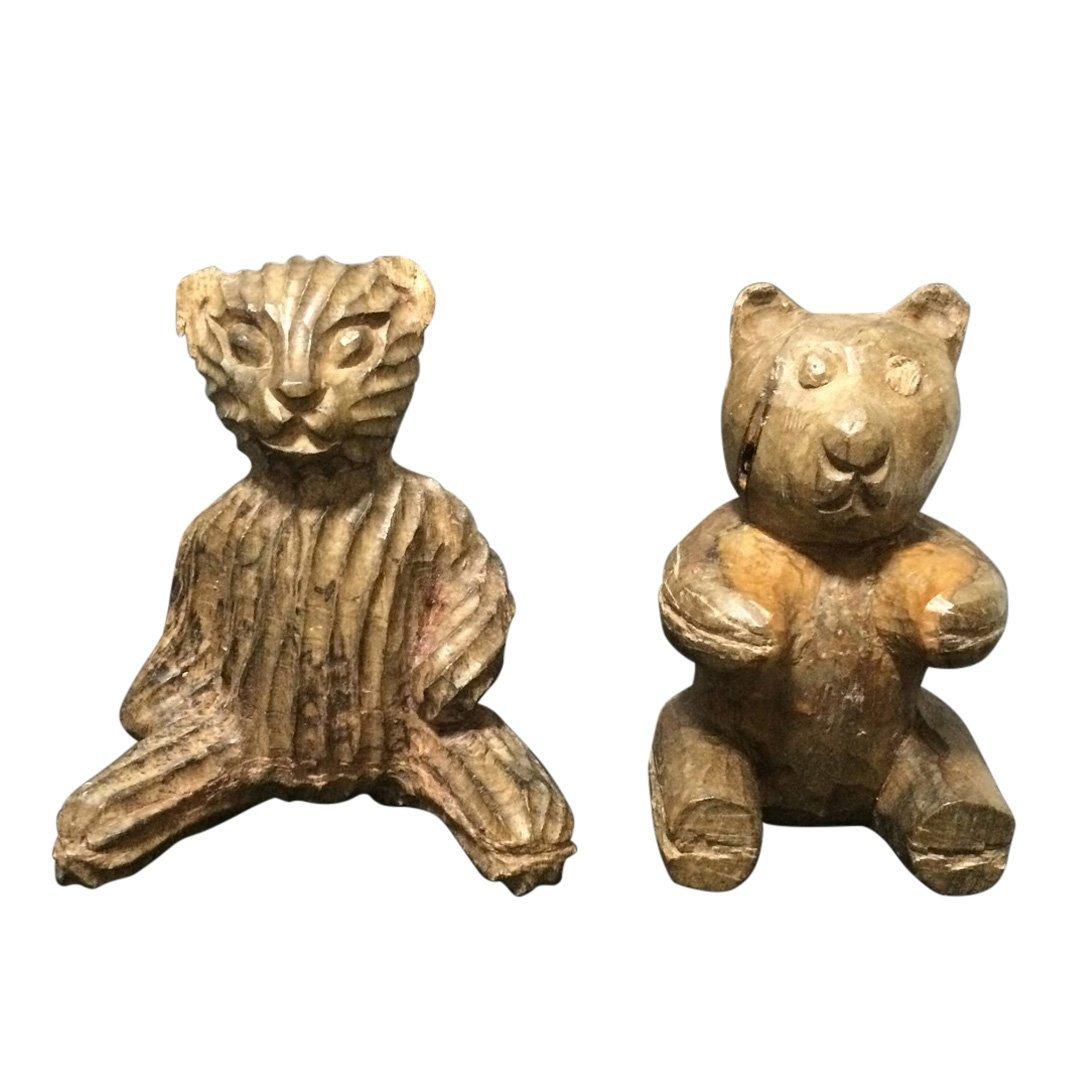 Lot of 2 Teddy Bears