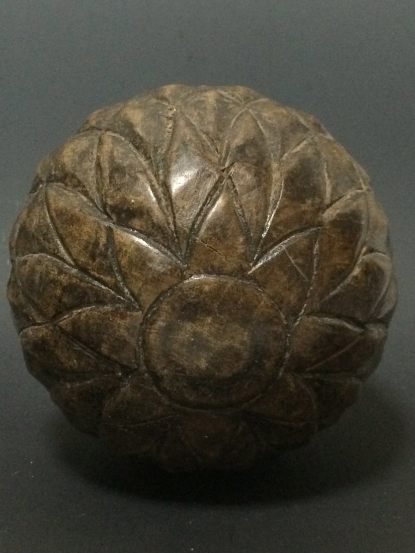 Wooden Ball - 2