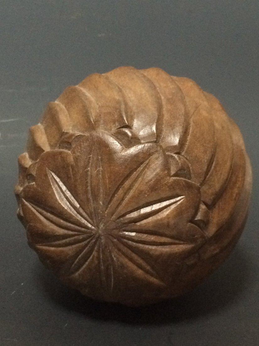 Wooden Ball - 3