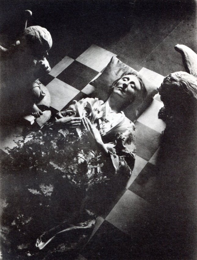 Cecil Beaton: Miss Edith Sitwell