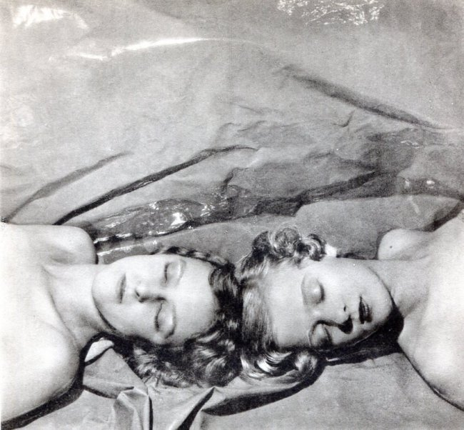 Cecil Beaton: The Jungman Sisters