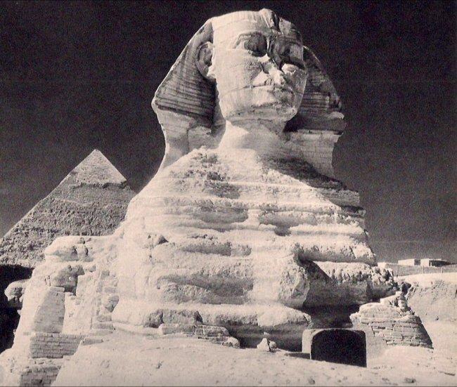 Pierre Boucher: The Sphinx