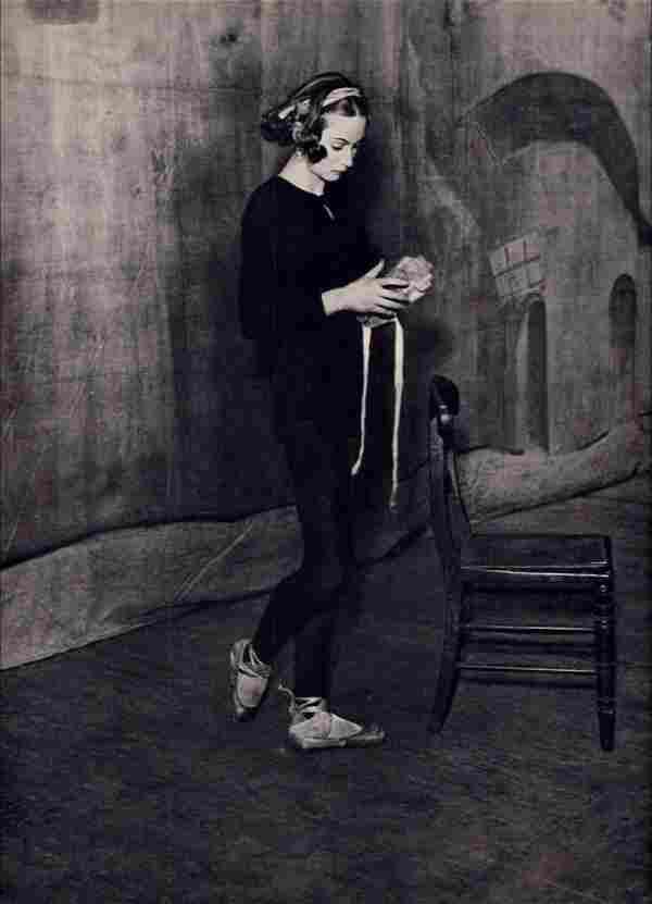 Bill Brandt: Danseuse de Ballet