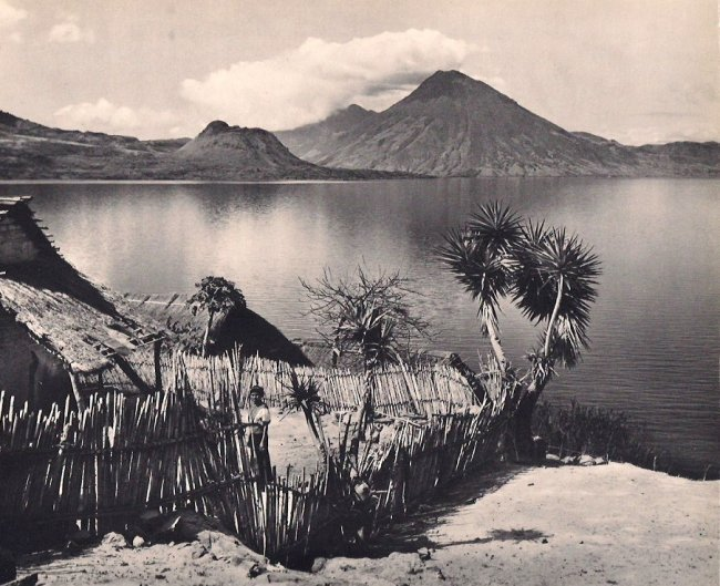 Estelle Campbell: Guatemala, Lake Atitlan