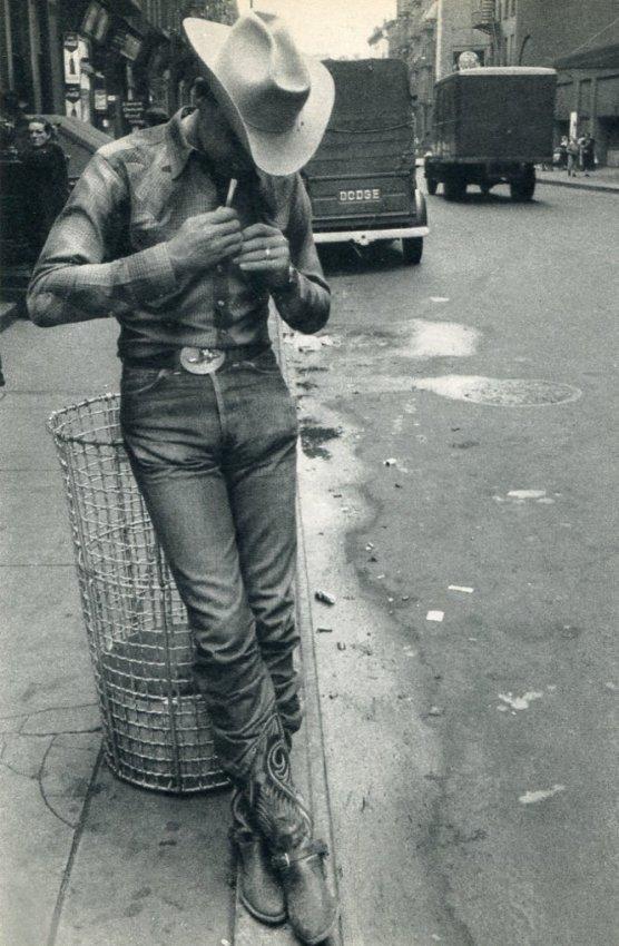 Robert Frank: Rodeo, NYC
