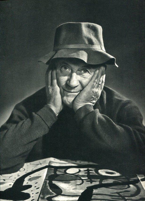 Yousuf Karsh: Joan Miro