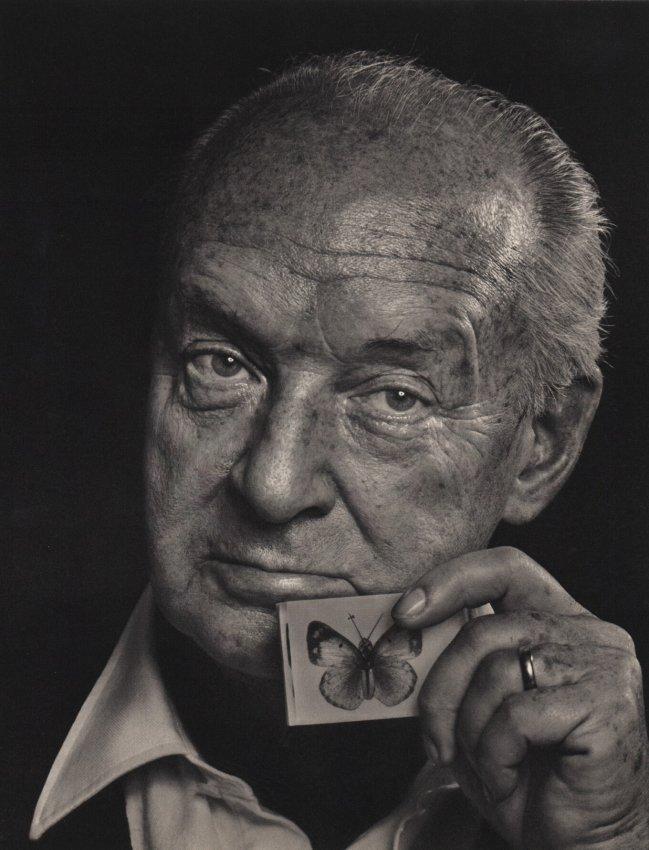 Yousuf Karsh: Vladimir Nabokov