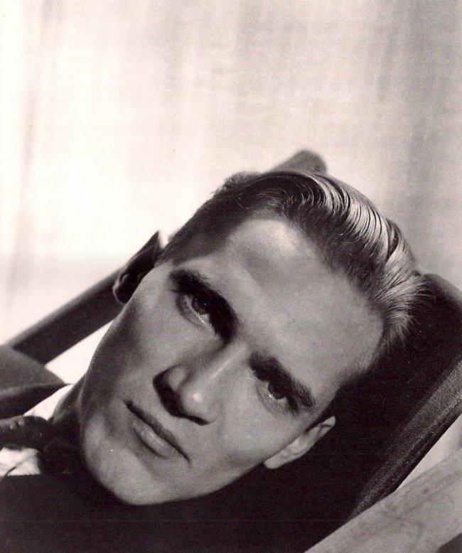 George Platt Lynes: Lloyd Wescott, 1954