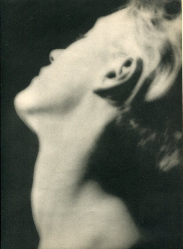Man Ray: Lee Miller, Neck