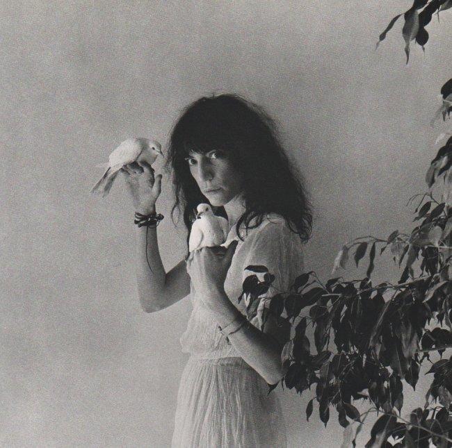 Mapplethorpe: Patti Smith, 1979