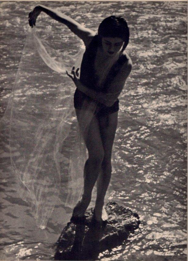 Hisao Okamoto: Nymphe
