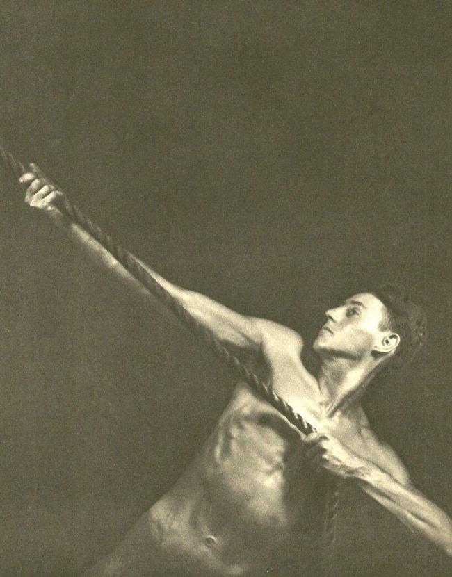 Fred Peel: Male Nude