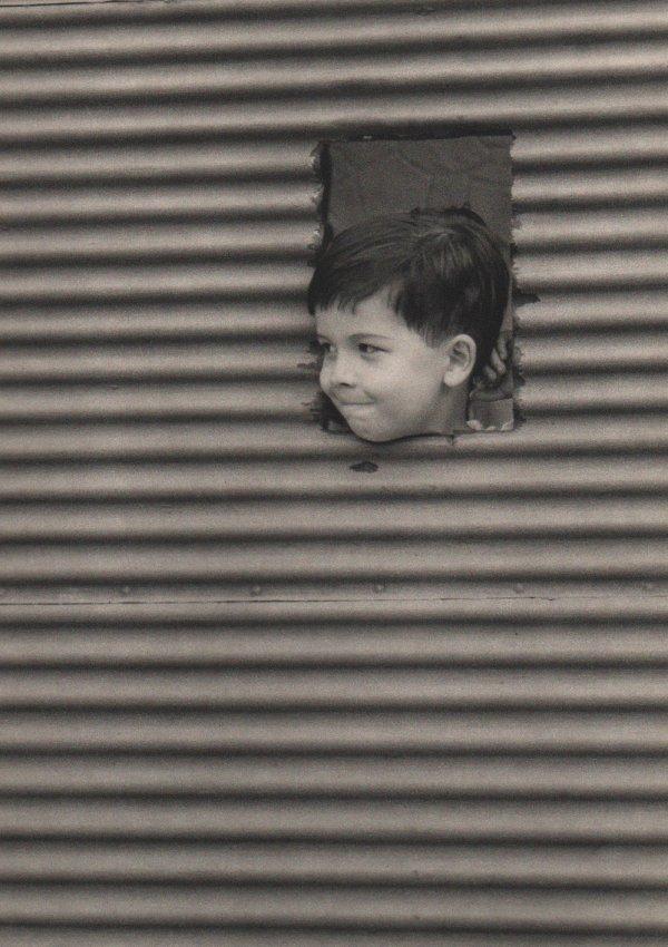 Fina Gomez Revenga: Window