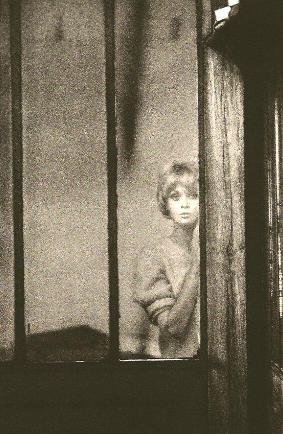 Jeanloup Sieff: Ina, Paris 1959