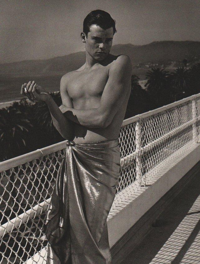 Bruce Weber: Rodney Rowland, Santa Monica, 1986