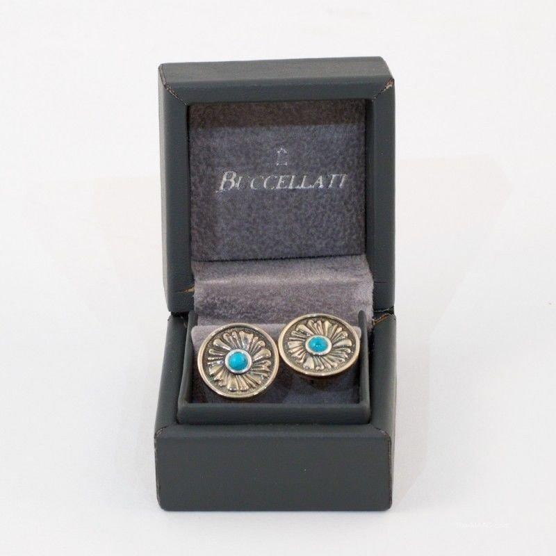 Buccellati Sterling Silver Cufflinks - 2