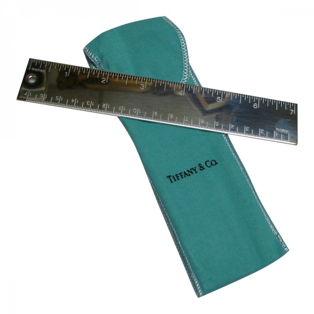 Tiffany & Co. Sterling Silver Ruler