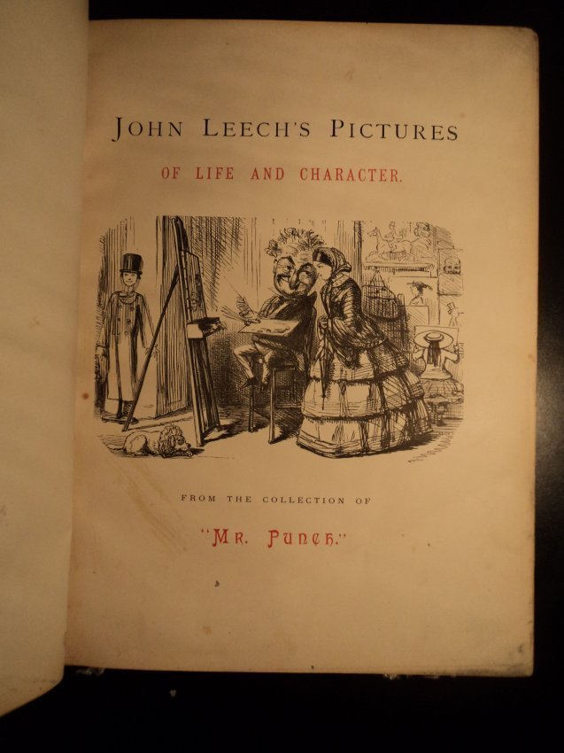John Leech's Pictures: from the Collection of Mr. Punch - 5